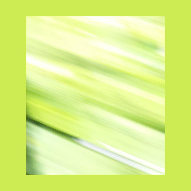 Bright Green Smudge   by Unhuman Design