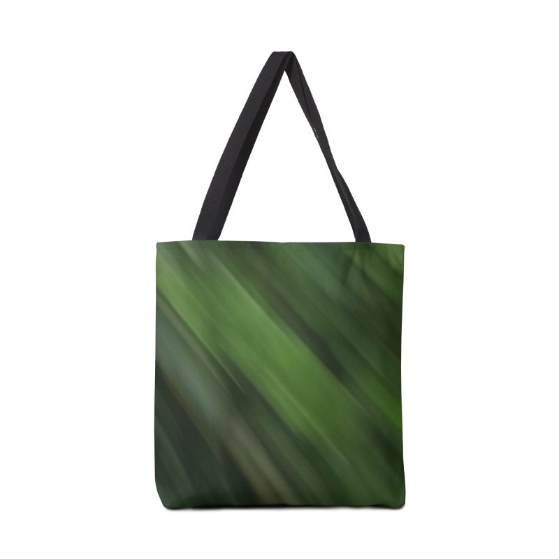 Dark Green Smudge Accessories Bag by Unhuman Design