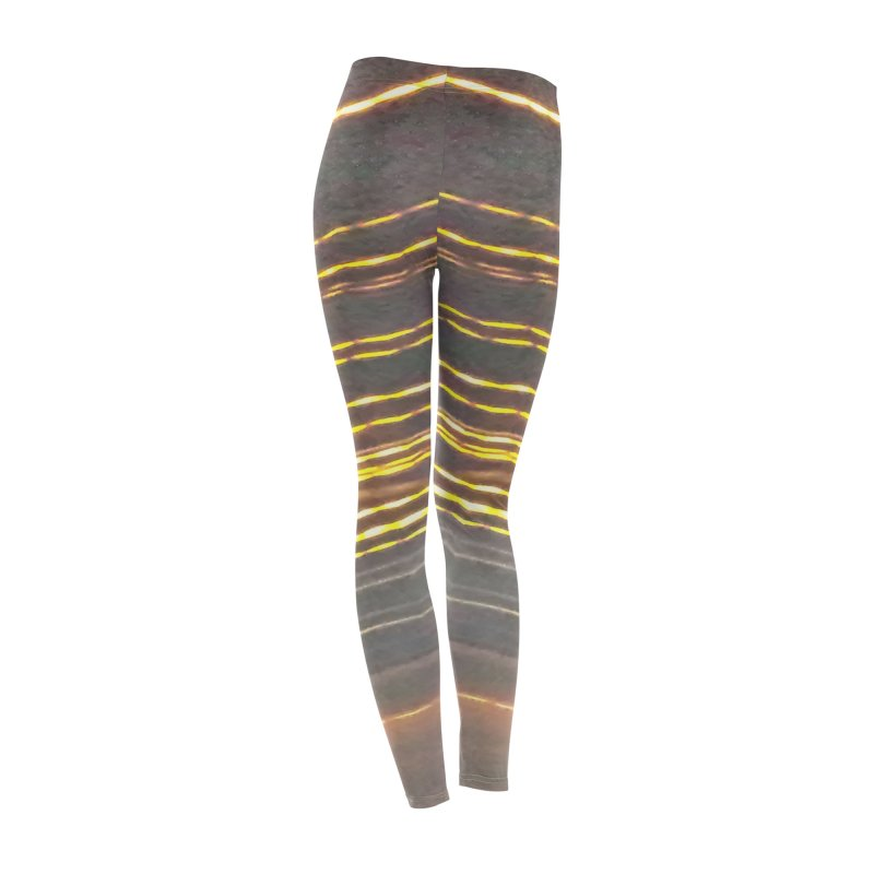 Gold Threads Women's Bottoms by Unhuman Design
