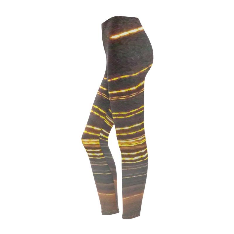 Gold Threads Women's Bottoms by Unhuman Design