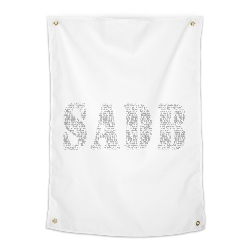 SADB Home Tapestry by Unhuman Design
