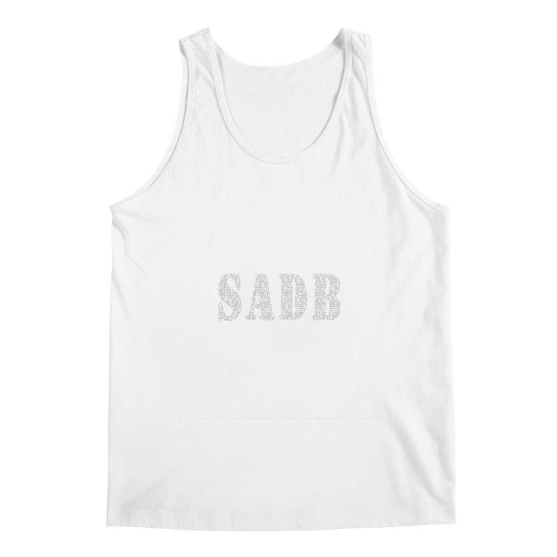 SADB Men's Regular Tank by Unhuman Design