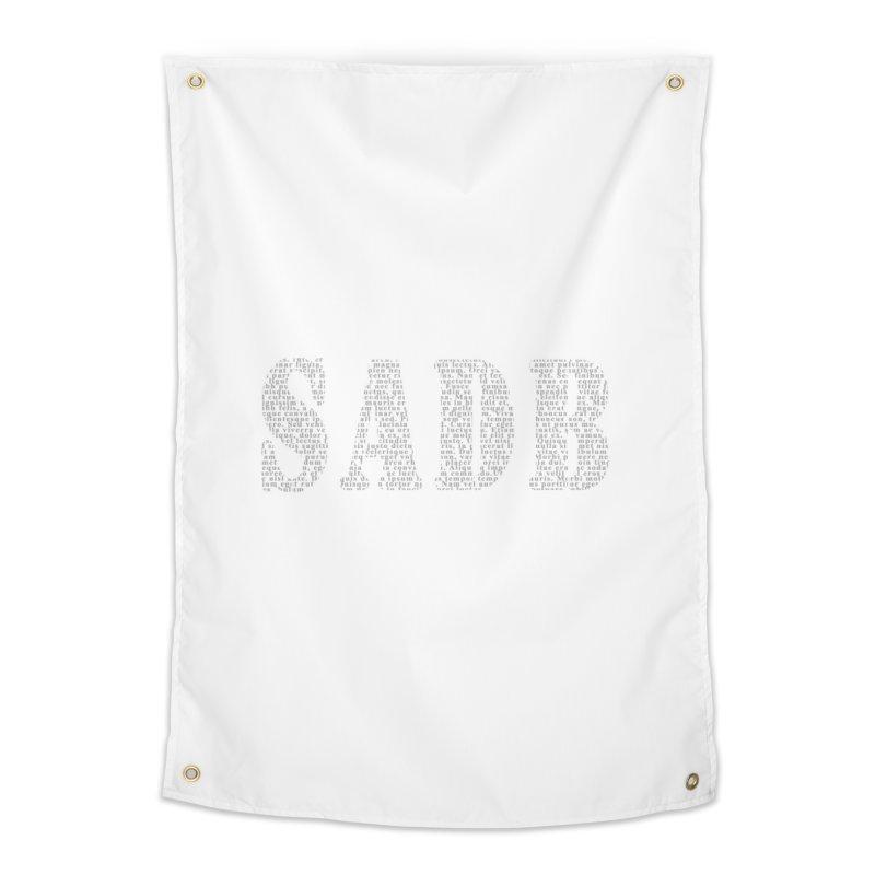 SADB Home Tapestry by Unhuman Design