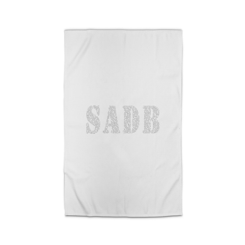 SADB Home Rug by Unhuman Design
