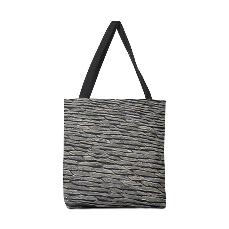 On the Tiles Accessories Bag by Unhuman Design