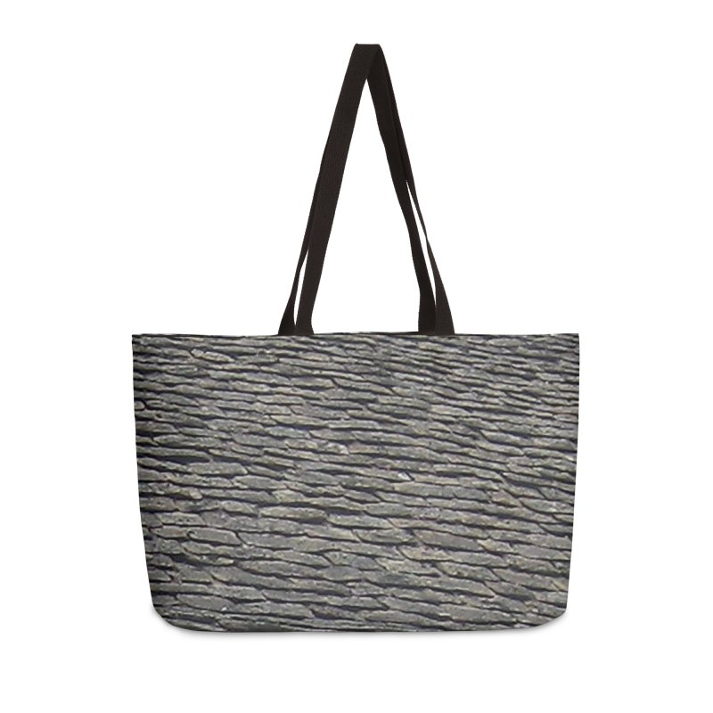 On the Tiles Accessories Weekender Bag Bag by Unhuman Design