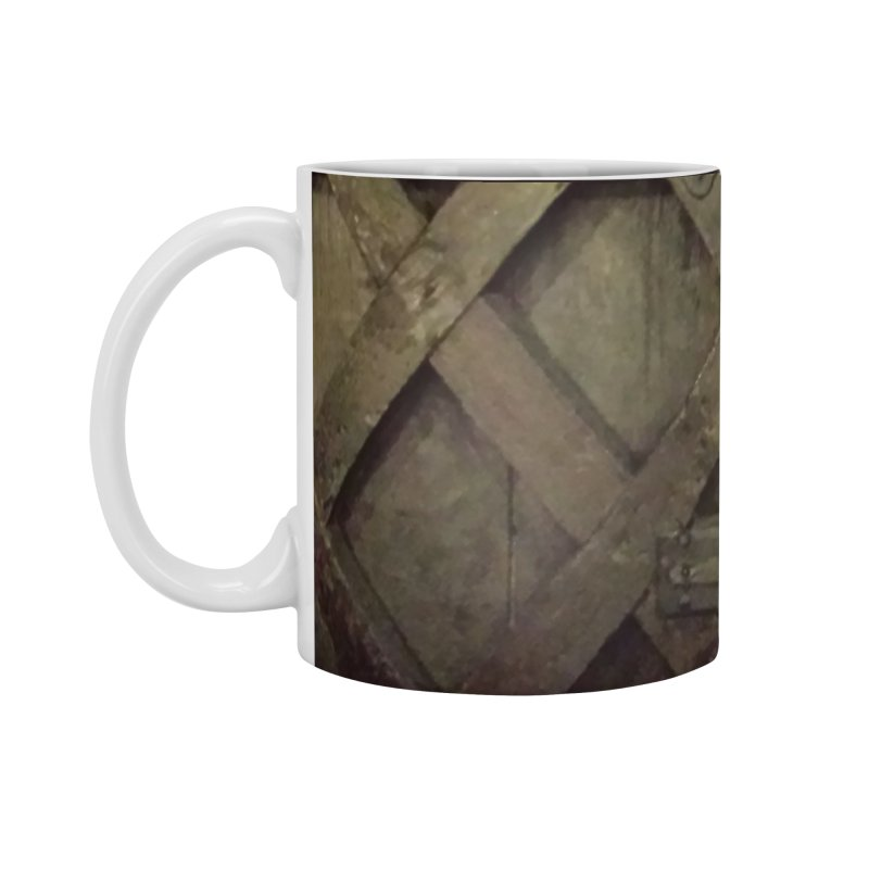 Black Door Accessories Standard Mug by Unhuman Design