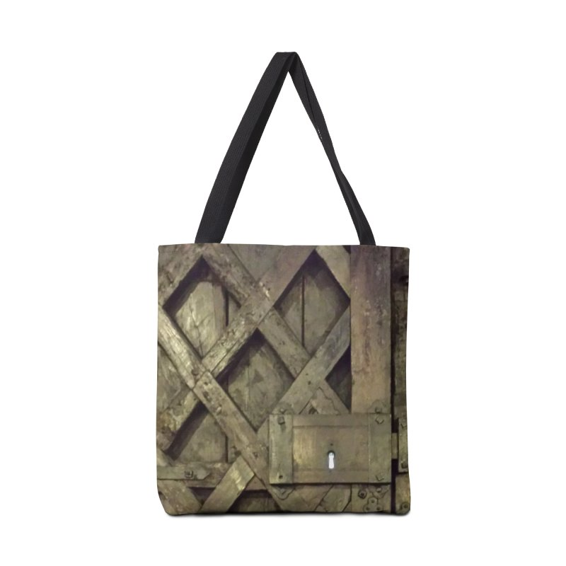 Black Door Accessories Bag by Unhuman Design