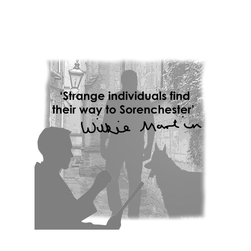 Strange individuals by Unhuman Design