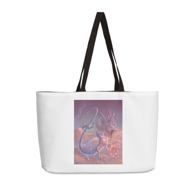 Sky Dragon Accessories Weekender Bag Bag by Unigon Pics Delicious Merch Shoppe
