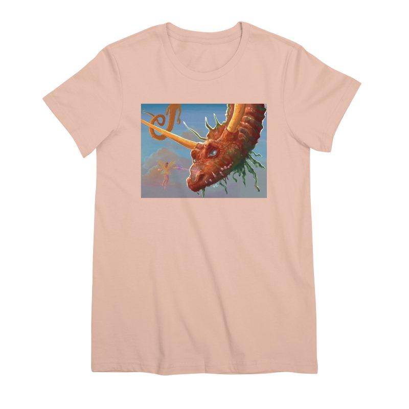 Arrested! Women's Premium T-Shirt by Unigon Pics Delicious Merch Shoppe