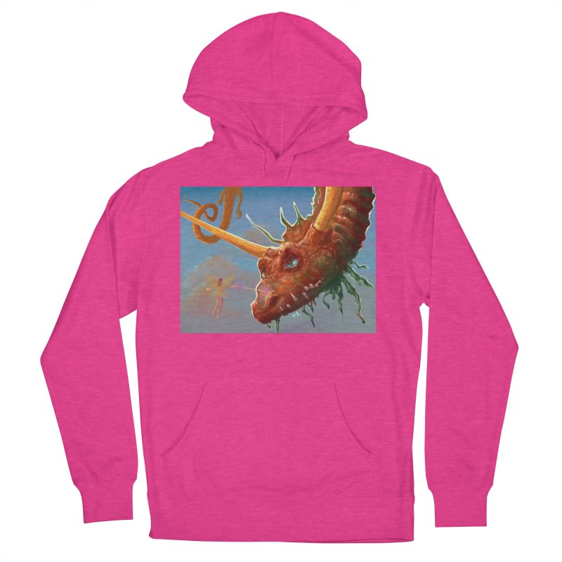 Arrested! Women's French Terry Pullover Hoody by Unigon Pics Delicious Merch Shoppe