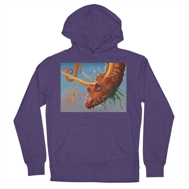 Arrested! Men's French Terry Pullover Hoody by Unigon Pics Delicious Merch Shoppe