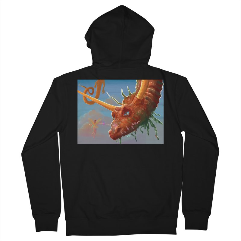 Arrested! Men's French Terry Zip-Up Hoody by Unigon Pics Delicious Merch Shoppe