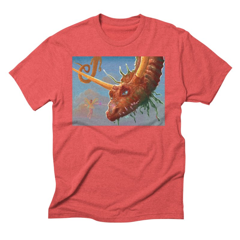 Arrested! Men's Triblend T-Shirt by Unigon Pics Delicious Merch Shoppe
