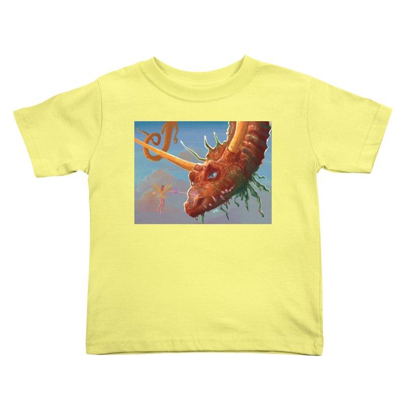 Arrested! Kids Toddler T-Shirt by Unigon Pics Delicious Merch Shoppe