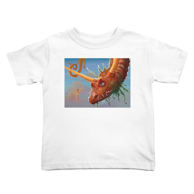 Arrested! Kids Toddler T-Shirt by Unigon Pics Delicious Merch Shoppe