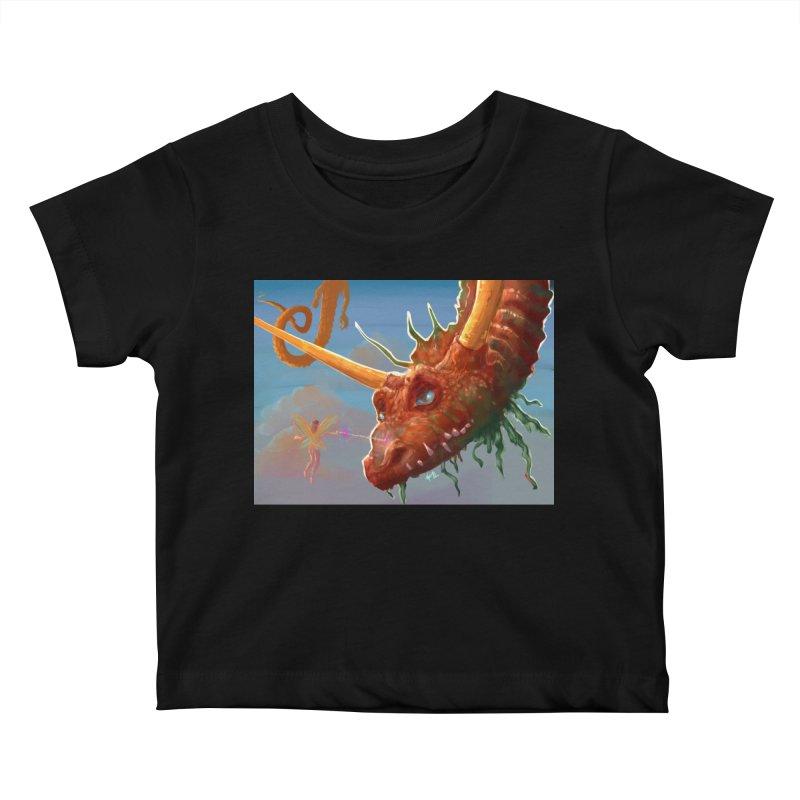 Arrested! Kids Baby T-Shirt by Unigon Pics Delicious Merch Shoppe