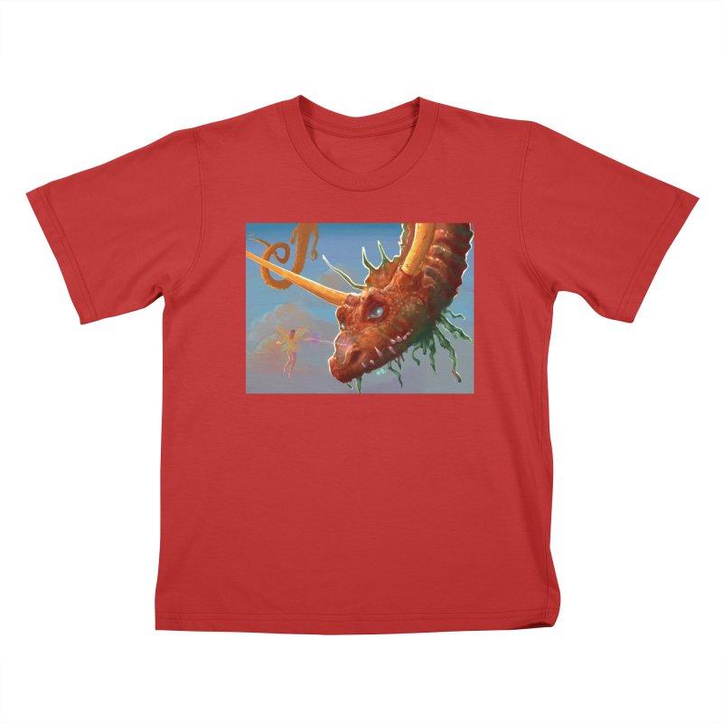 Arrested! Kids T-Shirt by Unigon Pics Delicious Merch Shoppe
