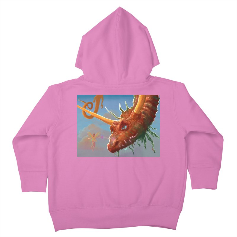 Arrested! Kids Toddler Zip-Up Hoody by Unigon Pics Delicious Merch Shoppe