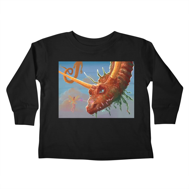 Arrested! Kids Toddler Longsleeve T-Shirt by Unigon Pics Delicious Merch Shoppe