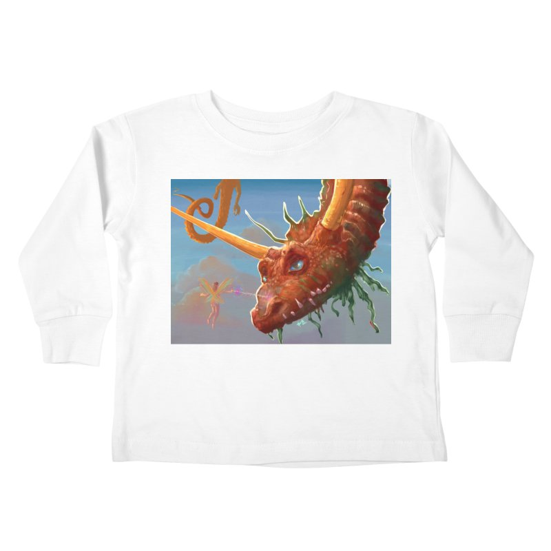 Arrested! Kids Toddler Longsleeve T-Shirt by Unigon Pics Delicious Merch Shoppe