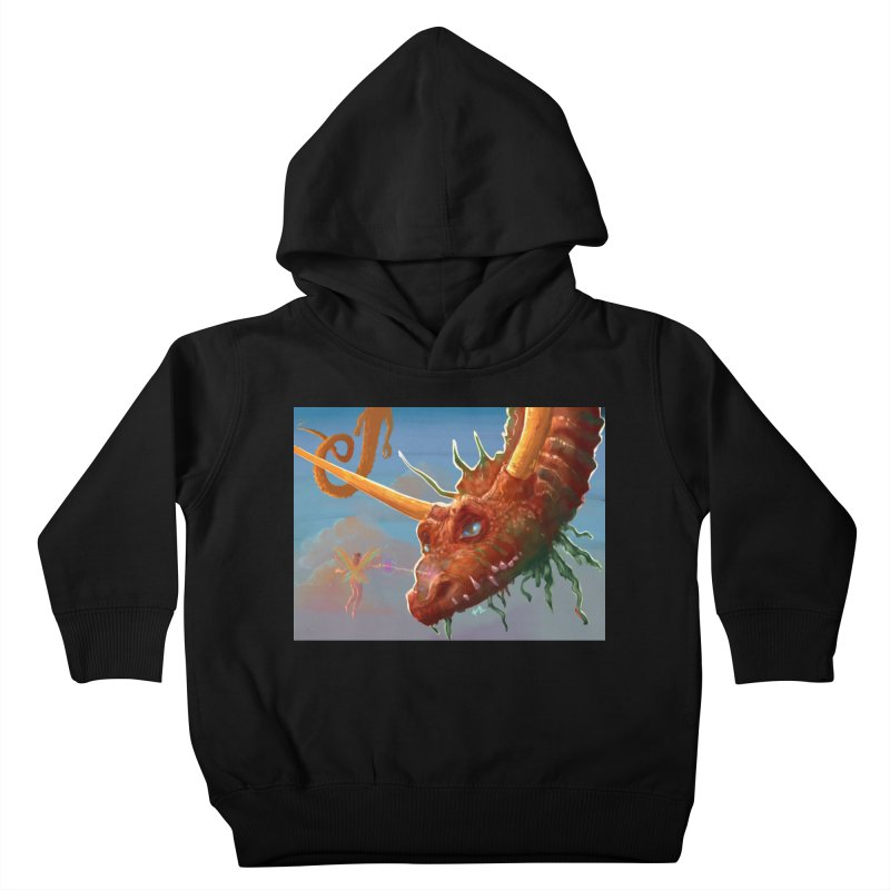 Arrested! Kids Toddler Pullover Hoody by Unigon Pics Delicious Merch Shoppe