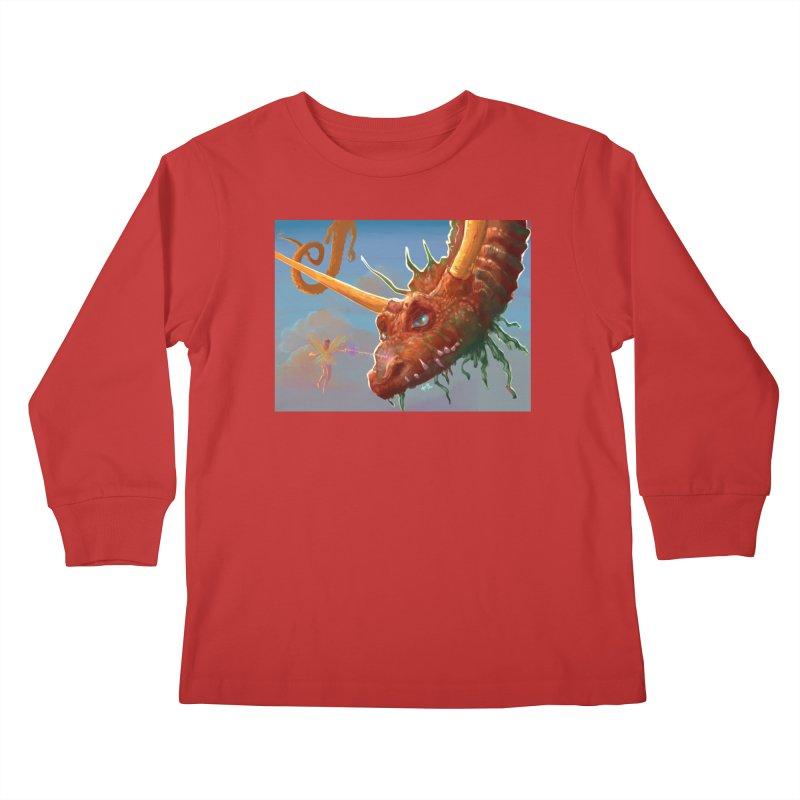 Arrested! Kids Longsleeve T-Shirt by Unigon Pics Delicious Merch Shoppe