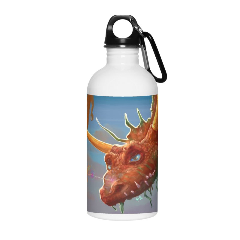 Arrested! Accessories Water Bottle by Unigon Pics Delicious Merch Shoppe