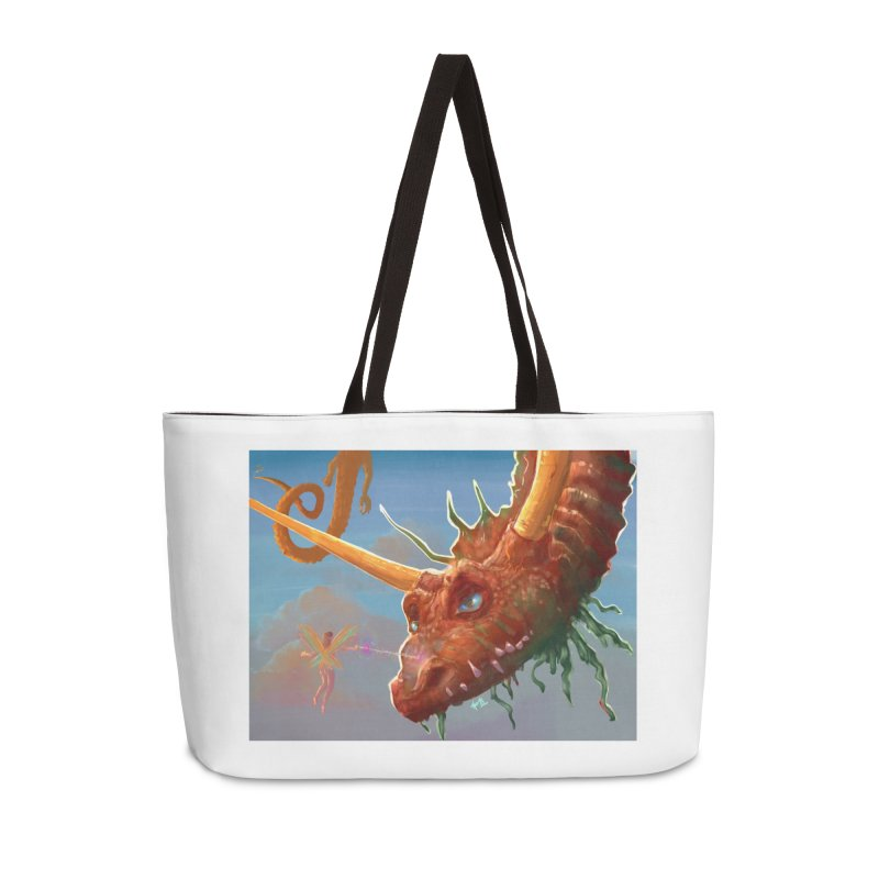 Arrested! Accessories Weekender Bag Bag by Unigon Pics Delicious Merch Shoppe