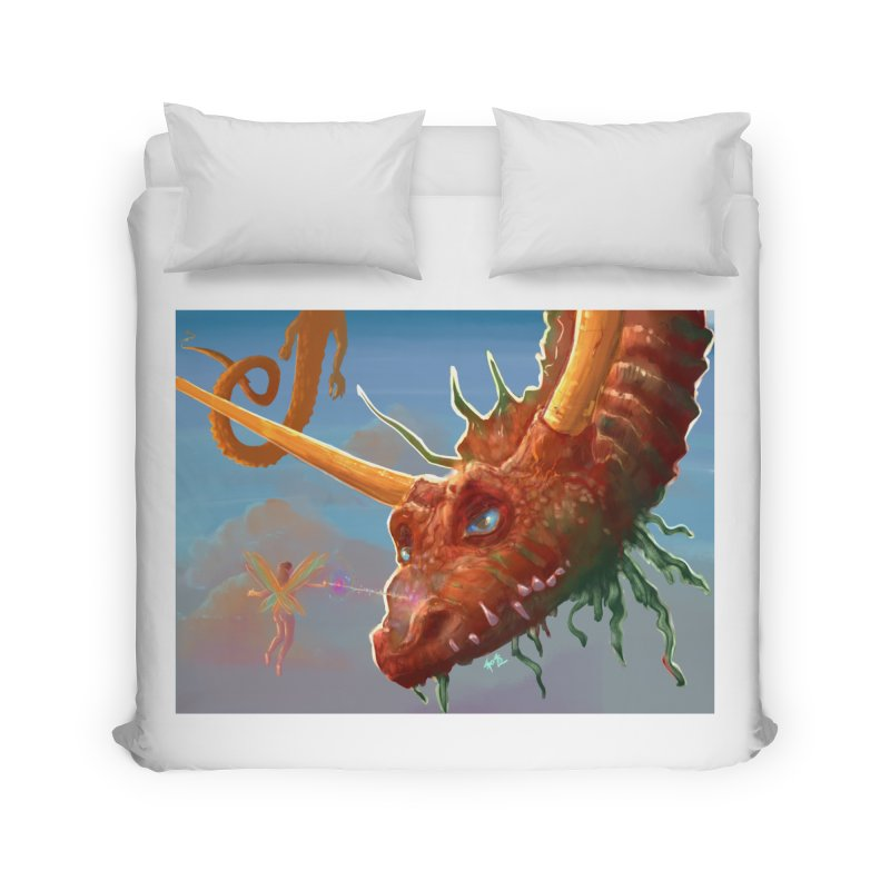 Arrested! Home Duvet by Unigon Pics Delicious Merch Shoppe