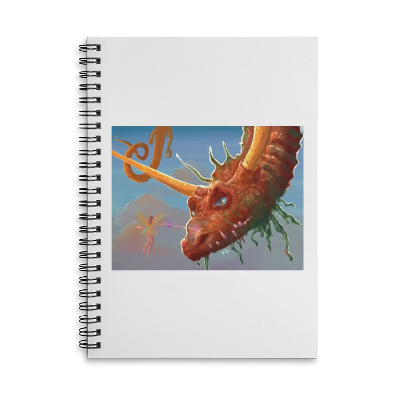 Arrested! Accessories Lined Spiral Notebook by Unigon Pics Delicious Merch Shoppe