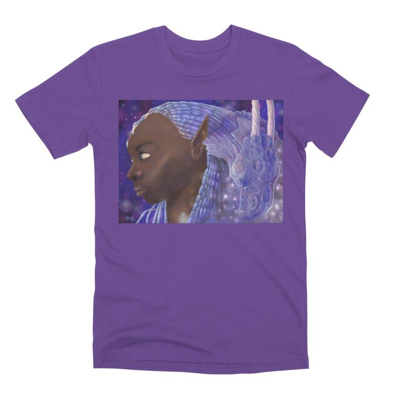 Dragon Lady Men's Premium T-Shirt by Unigon Pics Delicious Merch Shoppe
