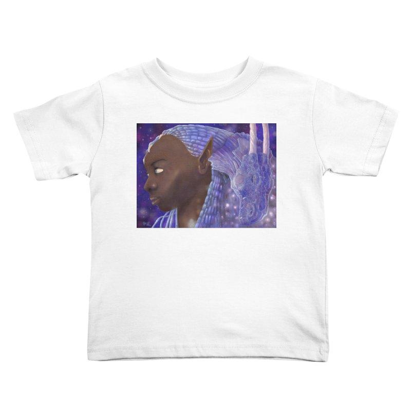Dragon Lady Kids Toddler T-Shirt by Unigon Pics Delicious Merch Shoppe