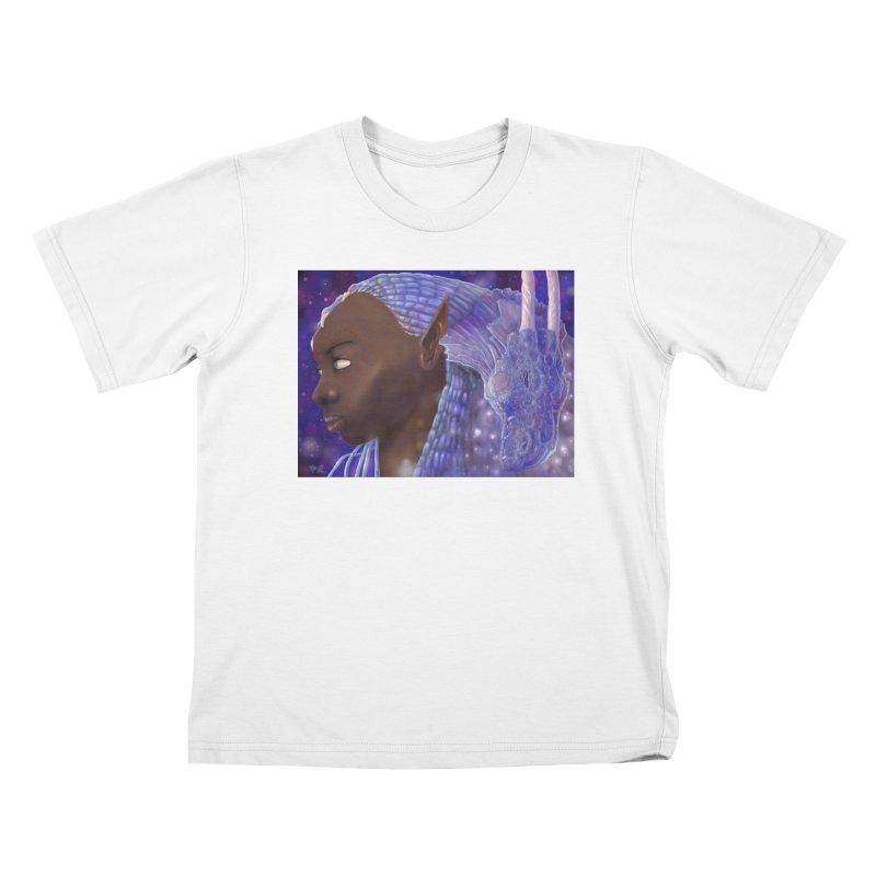 Dragon Lady Kids T-Shirt by Unigon Pics Delicious Merch Shoppe