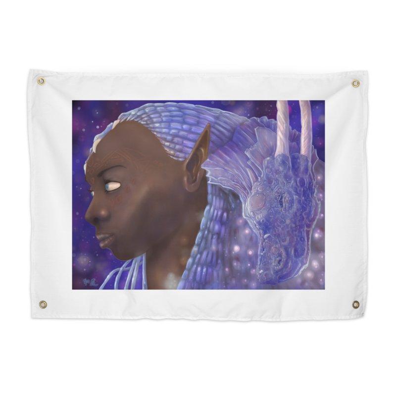 Dragon Lady Home Tapestry by Unigon Pics Delicious Merch Shoppe