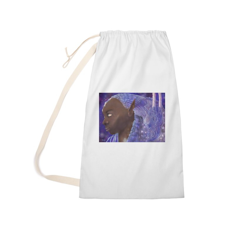 Dragon Lady Accessories Bag by Unigon Pics Delicious Merch Shoppe