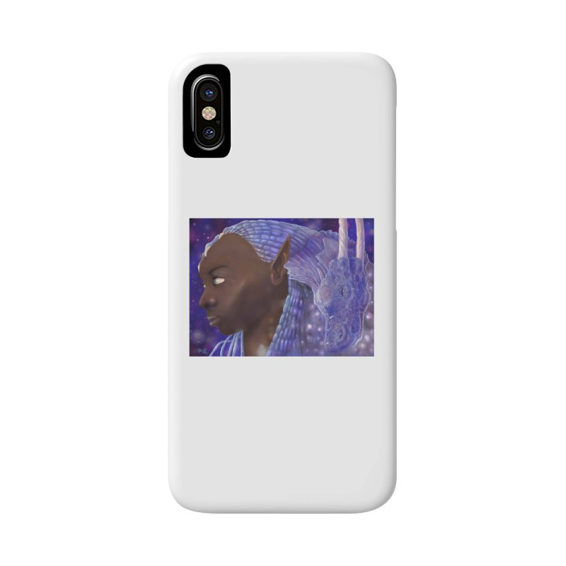 Dragon Lady Accessories Phone Case by Unigon Pics Delicious Merch Shoppe