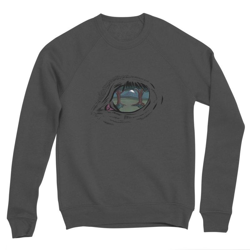 Unicorn Eye Women's Sponge Fleece Sweatshirt by Unigon Pics Delicious Merch Shoppe