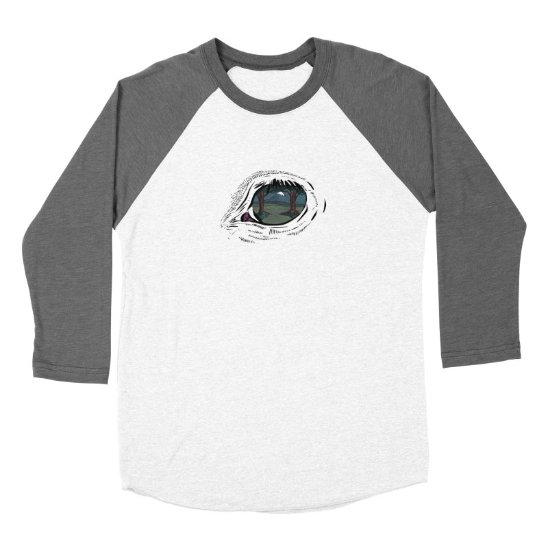 Unicorn Eye Women's Longsleeve T-Shirt by Unigon Pics Delicious Merch Shoppe