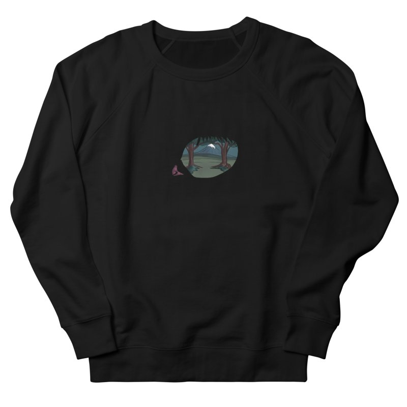 Unicorn Eye Men's French Terry Sweatshirt by Unigon Pics Delicious Merch Shoppe