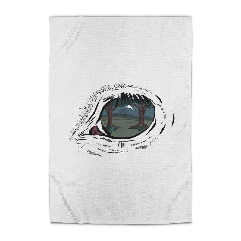 Unicorn Eye Home Rug by Unigon Pics Delicious Merch Shoppe