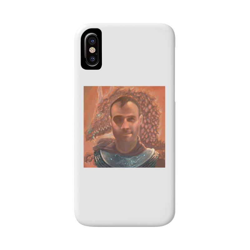 Dragon Warden Accessories Phone Case by Unigon Pics Delicious Merch Shoppe