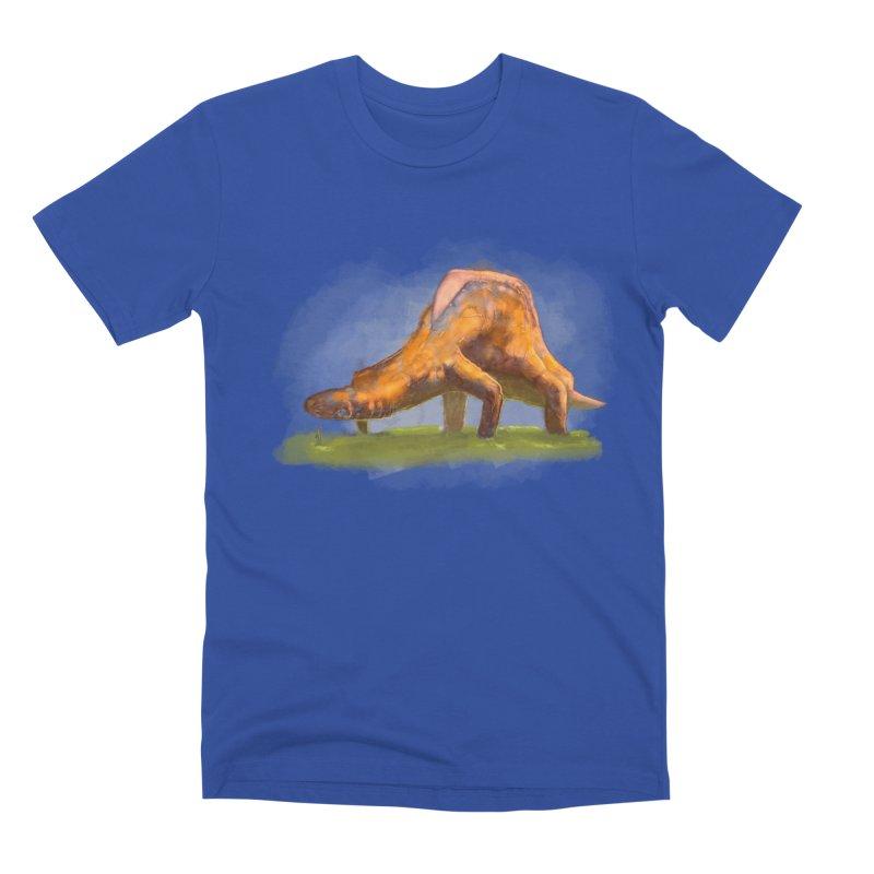 Hello, friend! Men's Premium T-Shirt by Unigon Pics Delicious Merch Shoppe