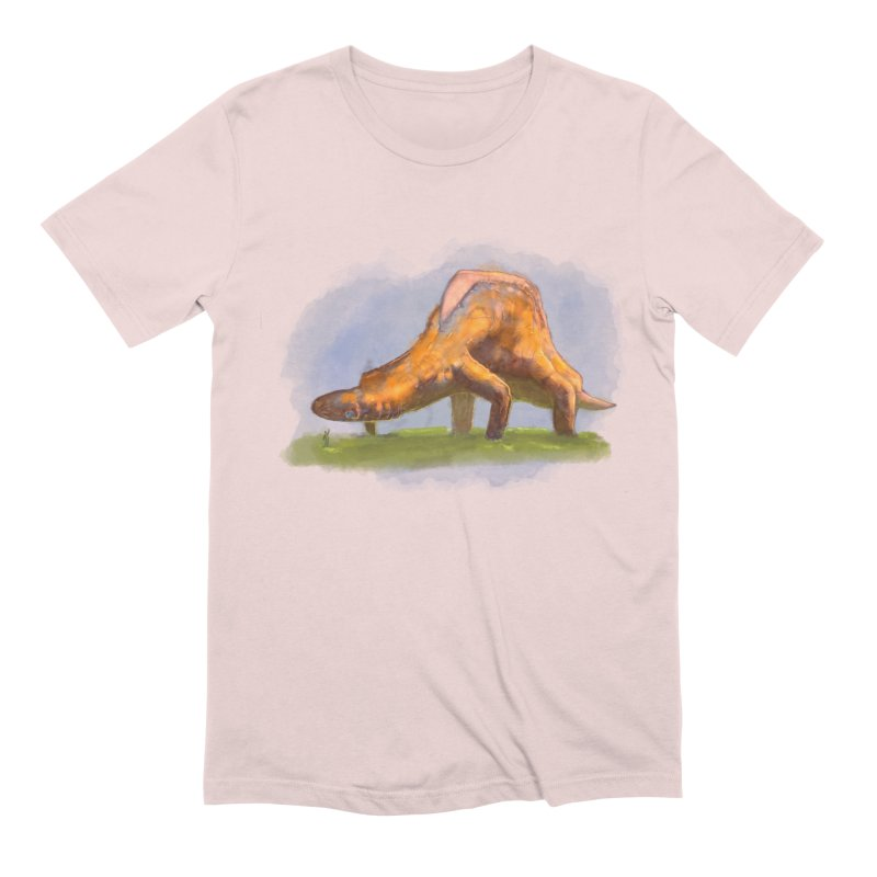 Hello, friend! Men's Extra Soft T-Shirt by Unigon Pics Delicious Merch Shoppe