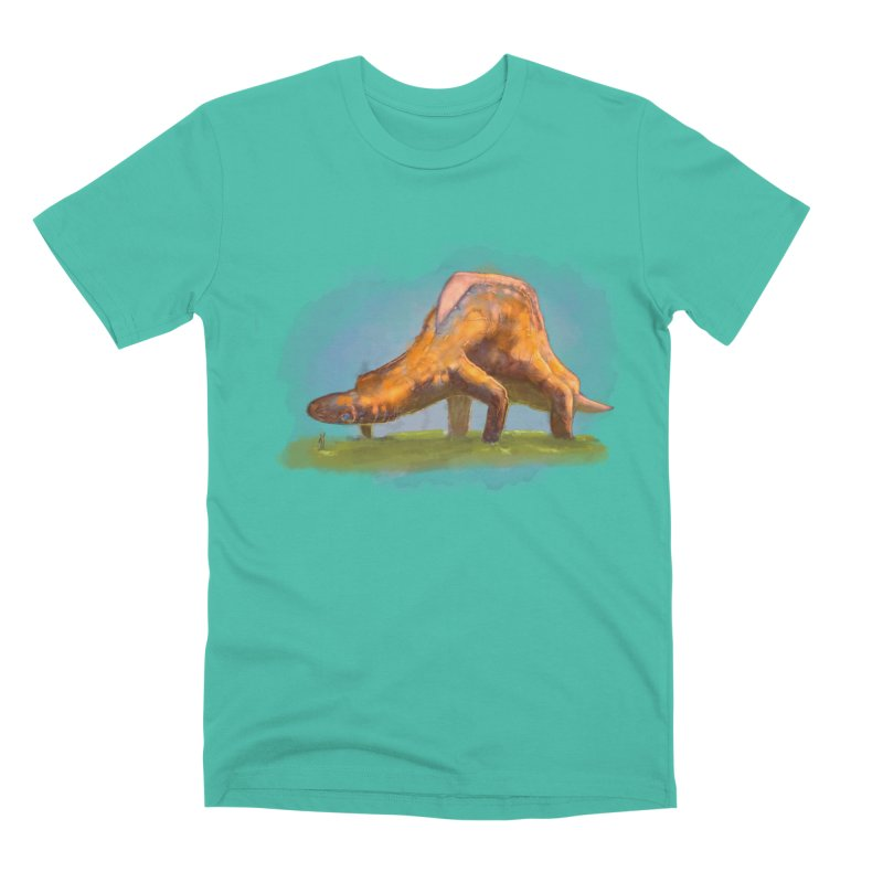 Hello, friend! Men's Premium T-Shirt by Unigon Pics Delicious Merch Shoppe