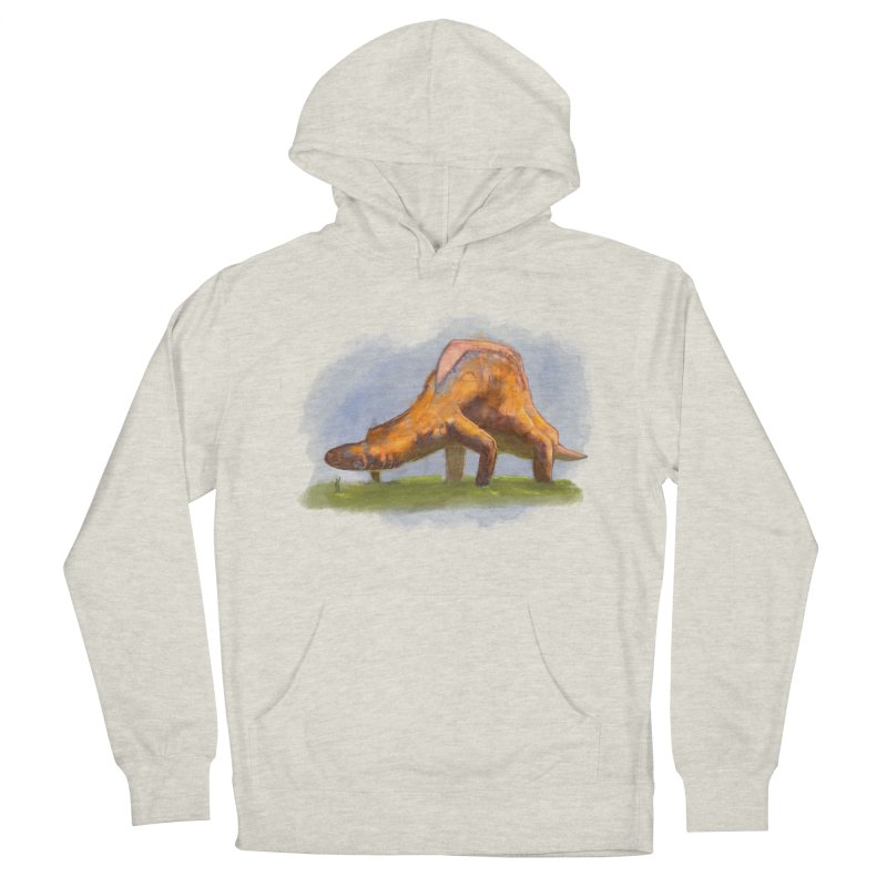 Hello, friend! Men's French Terry Pullover Hoody by Unigon Pics Delicious Merch Shoppe
