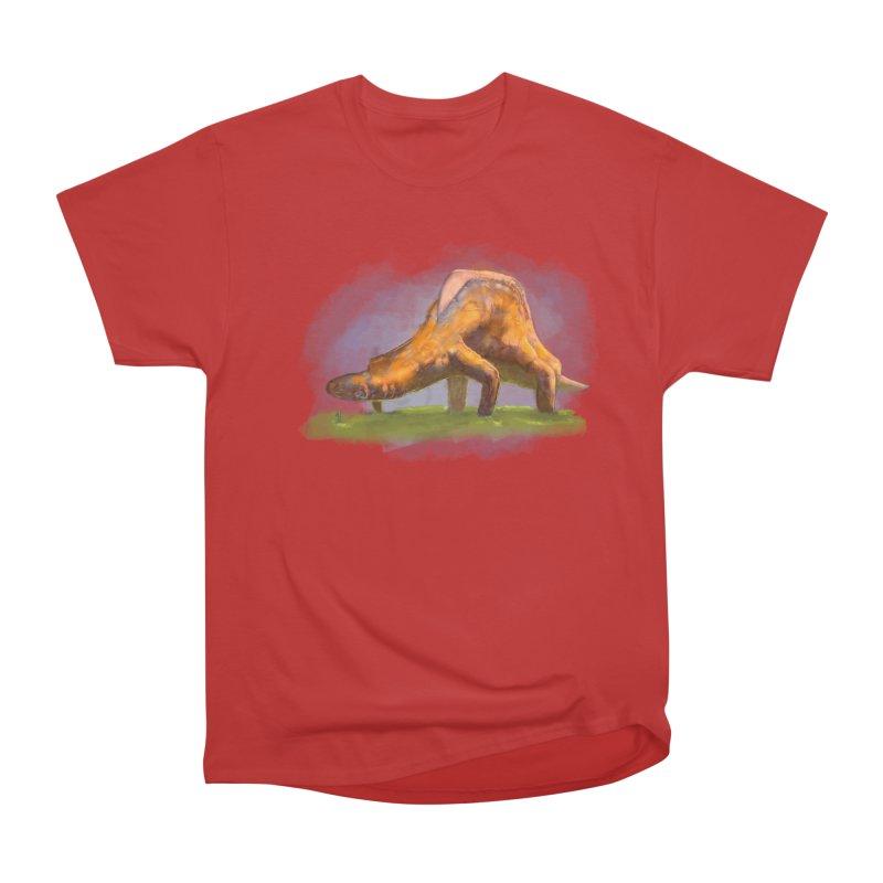 Hello, friend! Women's Heavyweight Unisex T-Shirt by Unigon Pics Delicious Merch Shoppe