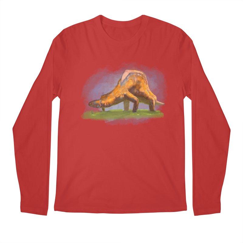 Hello, friend! Men's Regular Longsleeve T-Shirt by Unigon Pics Delicious Merch Shoppe