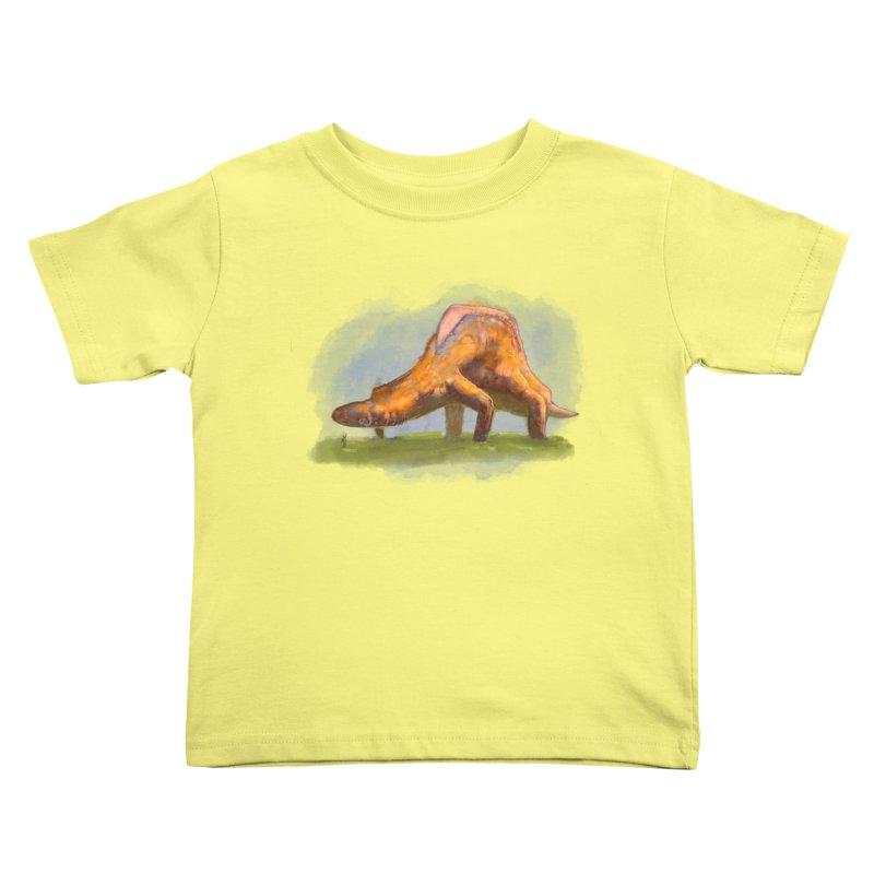 Hello, friend! Kids Toddler T-Shirt by Unigon Pics Delicious Merch Shoppe
